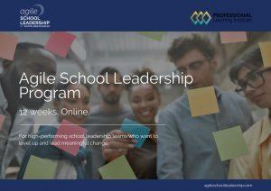 Agile School Leadership Program Flyer thumbnail